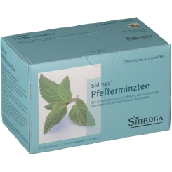 Sidroga® Pfefferminztee