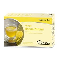 Sidroga® Wellness Heiße Zitrone Tee