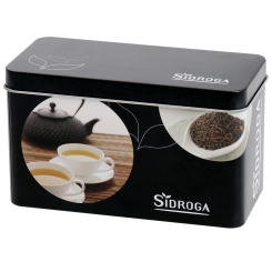 Sidroga® Wellness Teekollektion Filterbeutel in Dose
