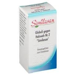Similasan Globuli gegen Halsschmerzen Nr. 2