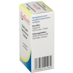 Similasan Globuli gegen Kopfschmerzen