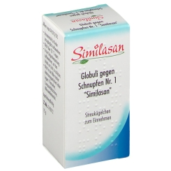 Similasan Globuli gegen Schnupfen Nr. 1