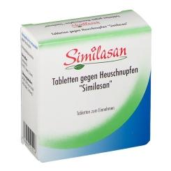 Similasan Tabletten gegen Heuschnupfen
