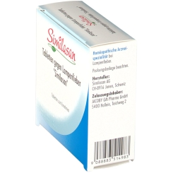 Similasan Tabletten gegen Lampenfieber