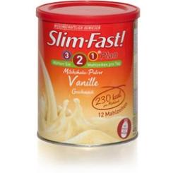 Slim Fast Drink Pulver Vanille