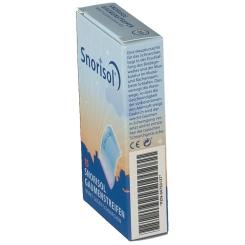 Snorisol® Gaumenstreifen