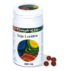 Soja Lecithin 300 mg