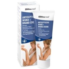 Sovita med® Antiseptische Wund + Brand Creme