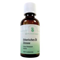Spinnrad® Etherisches Öl Zitrone 100 % naturrein