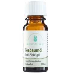 SPINNRAD® Teebaumöl Anti-Pickelgel