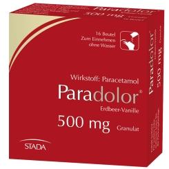 STADA Paradolor® 500 mg Erdbeer-Vanille