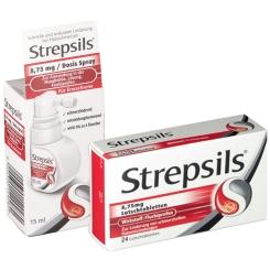 Strepsils® Halsschmerz-Set