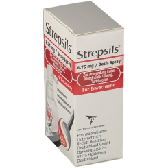 Strepsils® Spray 8,75 mg