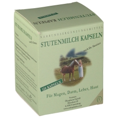 Stutenmilch Kapseln nach Dr. Skreiner