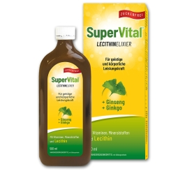 SuperVital Lecithin Elixier