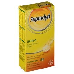 Supradyn® active Brausetabletten mit Orangengeschmack
