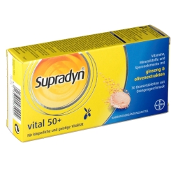 Supradyn® vital 50+