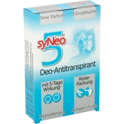 syNeo®5 Deo-Antitranspirant Reisepack