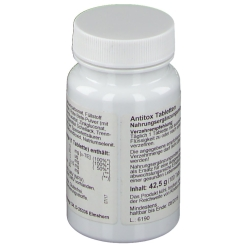 SYNOMED Antitox Tabletten