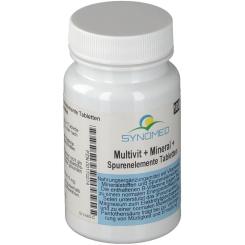 SYNOMED Multivit + Mineral + Spurenelemente