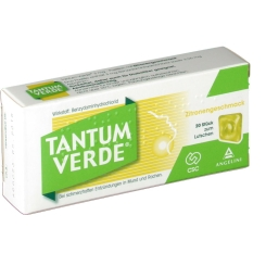 TANTUM VERDE® Pastillen mit Zitronengeschmack