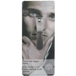 Taschen-Nagelknipser Edelstahl rostfrei