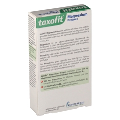 taxofit® Magnesium 350 Dragees