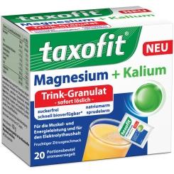 taxofit® Magnesium und Kalium