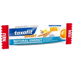 taxofit® Sport Natural Energy Vanille
