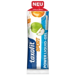 taxofit® Sport Power Liquid-Gel Apfel