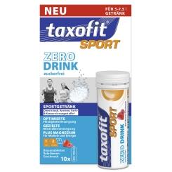 taxofit® Sport Zero Drink Rote Beeren zuckerfrei