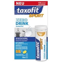 taxofit® Sport Zero Drink Zitrus zuckerfrei