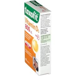 taxofit® Vitamin D3 800 Depot Tabletten