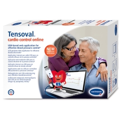 Tensoval® Duo Control USB Kit
