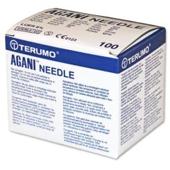 TERUMO® AGANI® Kanüle 22 g 32 mm schwarz