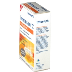 tetesept® Immusan C Heißgetränk