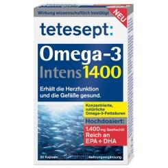 tetesept Omega-3 Intens 1400