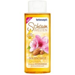 tetesept® Schaumwelten Goldschatz