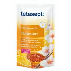 tetesept® Sinnenperlen Goldzauber