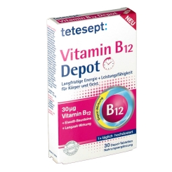 tetesept® Vitamnin B12 Depot