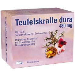 Teufelskralle dura® 480 mg Filmtabletten