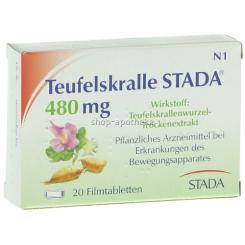 Teufelskralle STADA® 480 mg Filmtabletten
