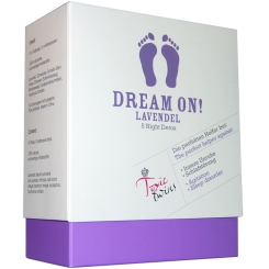 The Toxic Twins Dream On! One Night Detox LAVENDEL