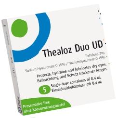 Thealoz® Duo UD Einzeldosispipetten