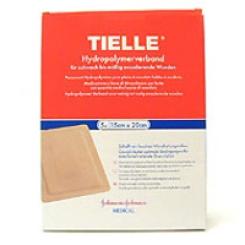 TIELLE® Schaumverband steril 15 x 20 cm