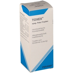 TOXEX® spag. Peka