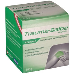 Trauma-Salbe Mayrhofer kühlend