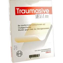 Traumasive® Film, 10 x 10 cm Hydrokolloidverband