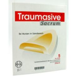 Traumasive® Sacrum, 14 x 16 cm Hydrokolloidverband