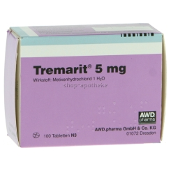 Tremarit 5 mg Tabl.